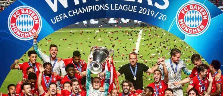 Article : Tout est bien qui finit bien : le Bayern Munich est champion d'Europe